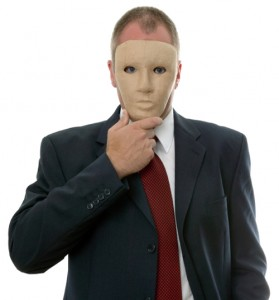 The Mask of Deception
